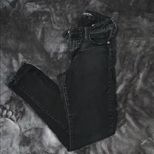 Old Navy Jeans - Black skinny jeans